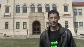 Bakhrom Ismoilov: Student Freedom Rider