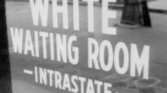 From the film Freedom Riders: Jim Crow Laws