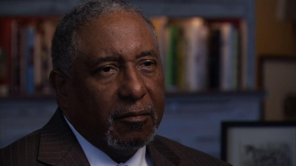 S23 Ep11: From the film Freedom Riders: Bernard Lafayette on image
