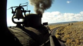 Train Ride through the Wild West