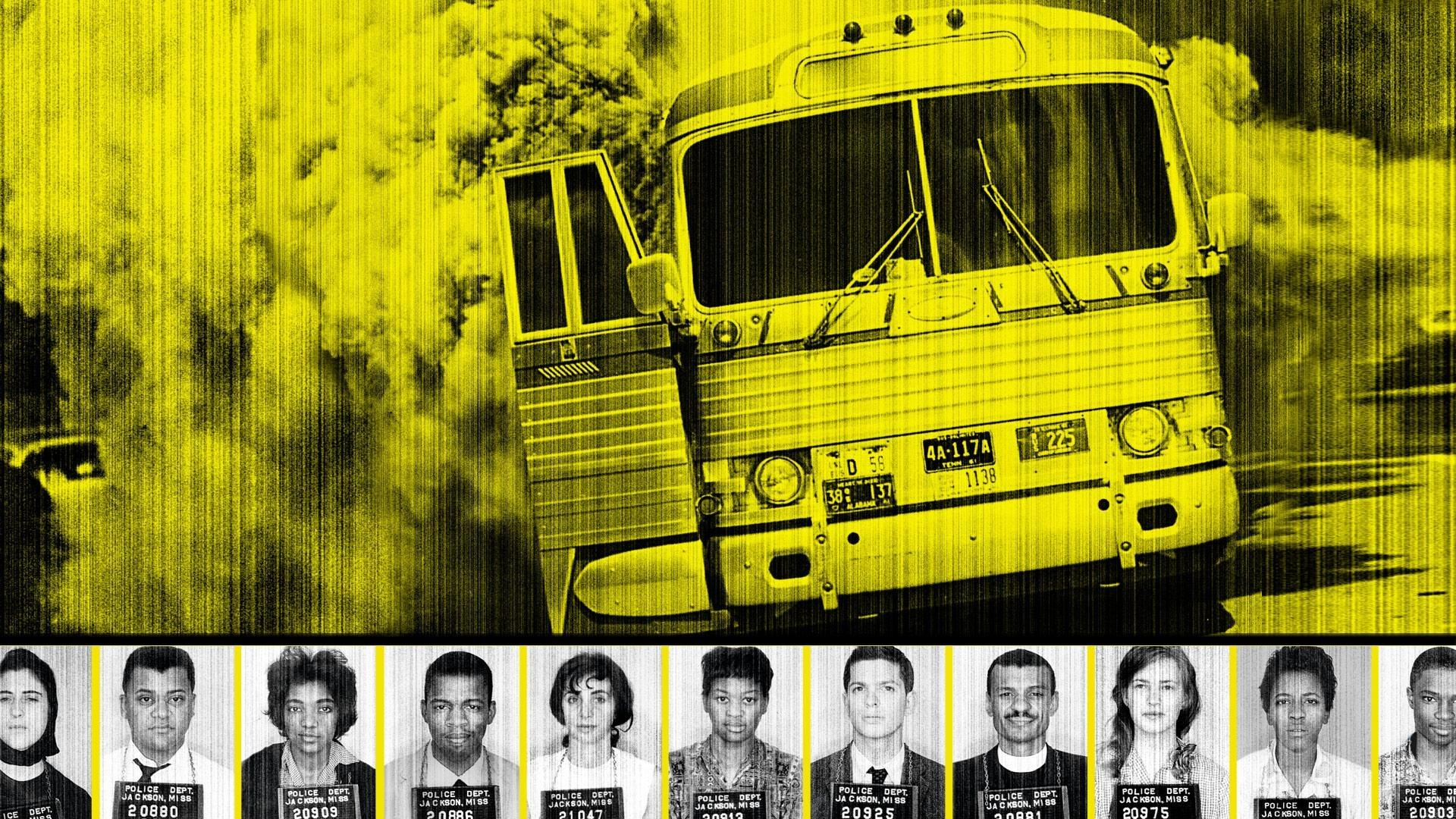 the freedom riders These tactics became know as the freedom rides the first freedom ride took place on may 4,  the riders encountered only minor hostility,.