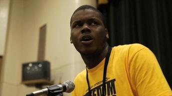 Michael Tubbs Speaks at Jim Hill High School