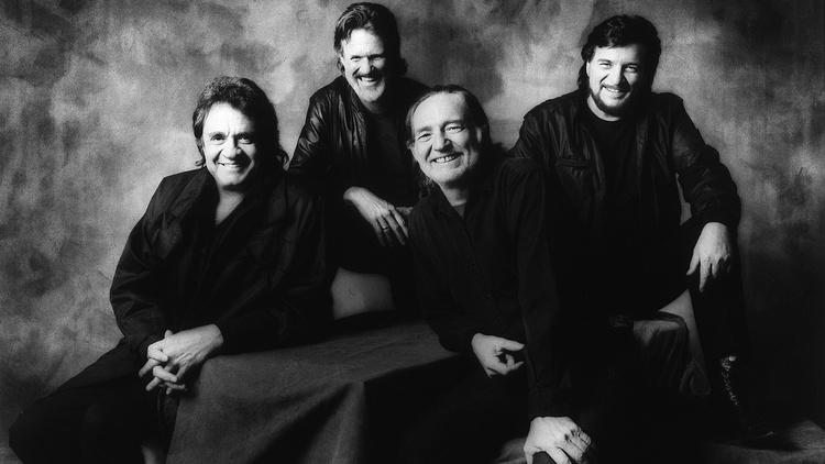 Tuesday at 8 pm - The Highwaymen