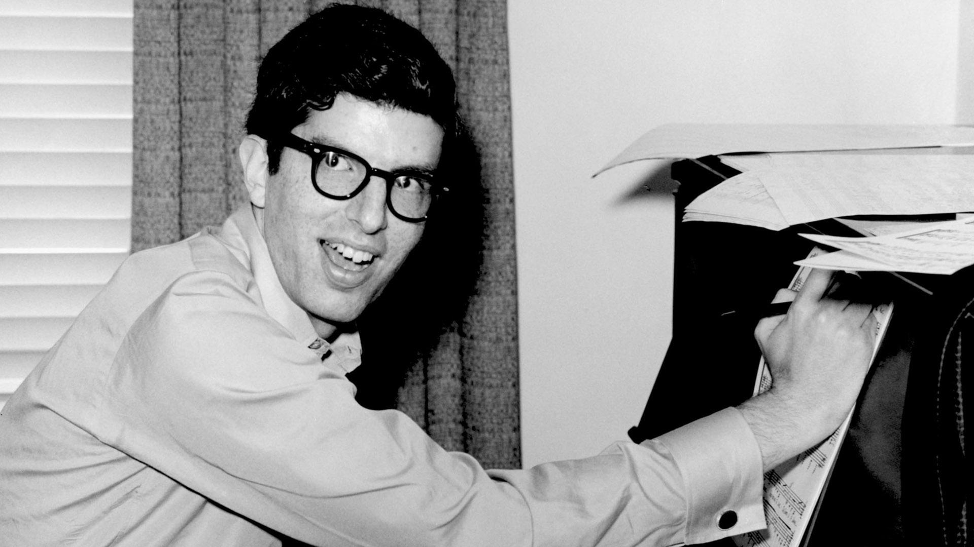 Marvin Hamlisch: What He Did For Love image