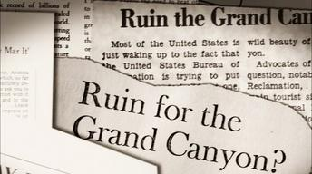 When the Sierra Club Saved the Grand Canyon