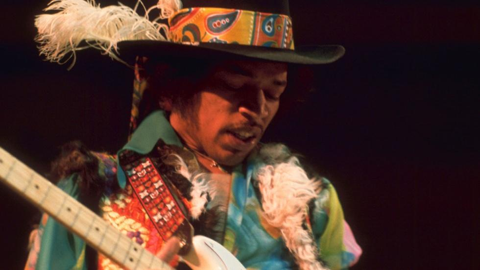 Jimi Hendrix: Hear My Train A Comin' - Director's Cut image