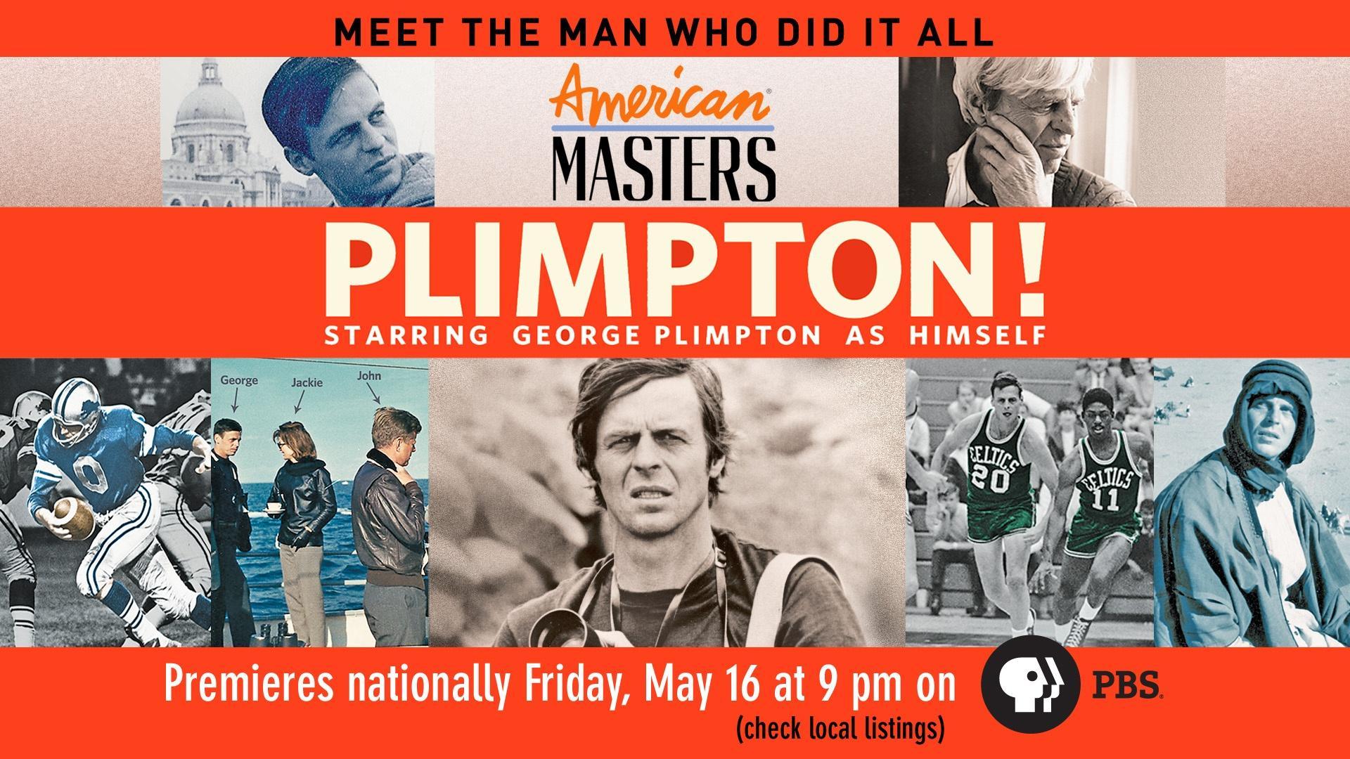 Plimpton! Starring George Plimpton as Himself - Full Film image