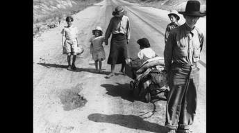 S28 Ep7:  The Dust Bowl: Documenting the First Migrants to C