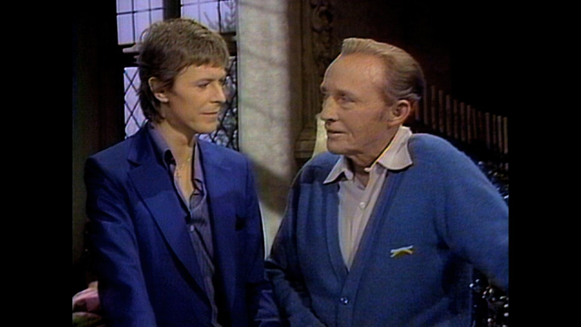 bing crosby and david bowie relationship