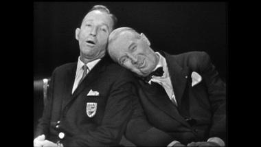 Bing Crosby and Maurice Chevalier Duet