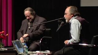 Ricky Jay and Art Spiegelman in Conversation