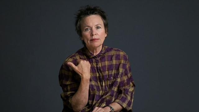 Laurie Anderson: On Identity and Her God Complex