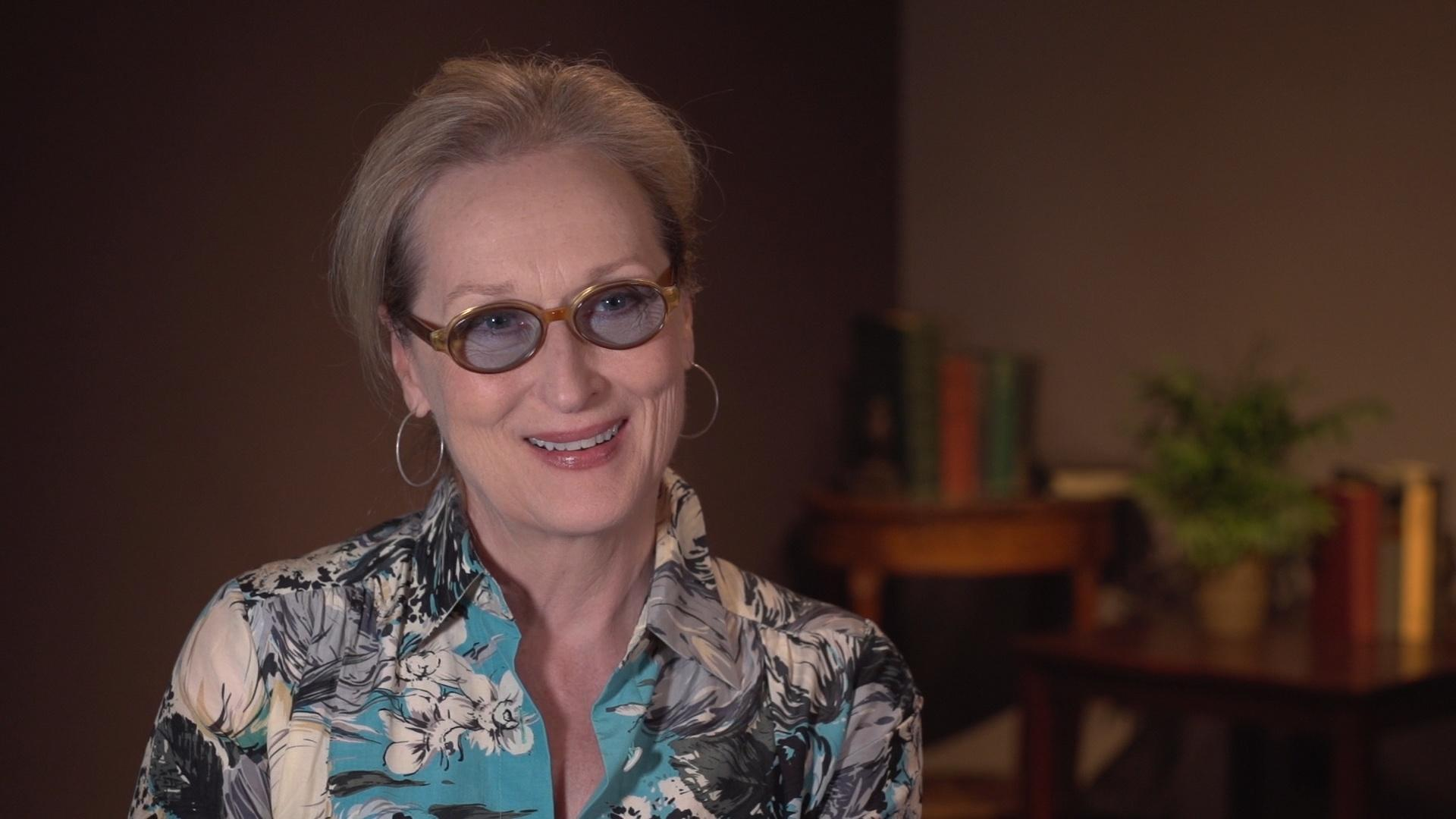 Meryl Streep Interview: Working with Director Mike Nichols