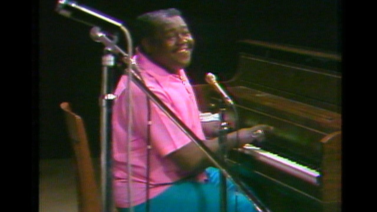 Fats Domino: I'm Ready, Performed with The Byrds, 1971