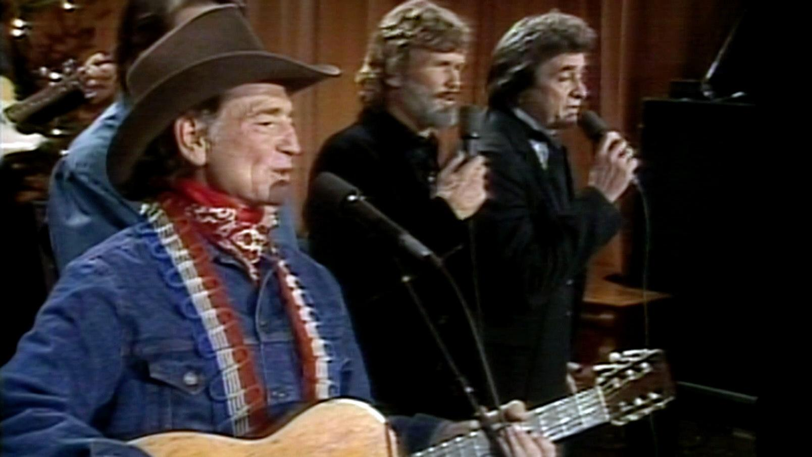 How the Highwaymen Became Family in Montreux | American ...
