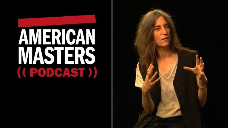 Patti Smith on the Scene