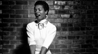 Learn why Maya Angelou signed with Porgy and Bess