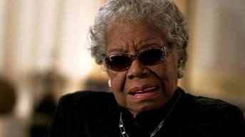 Dr. Maya Angelou's Inspiration and Poetry