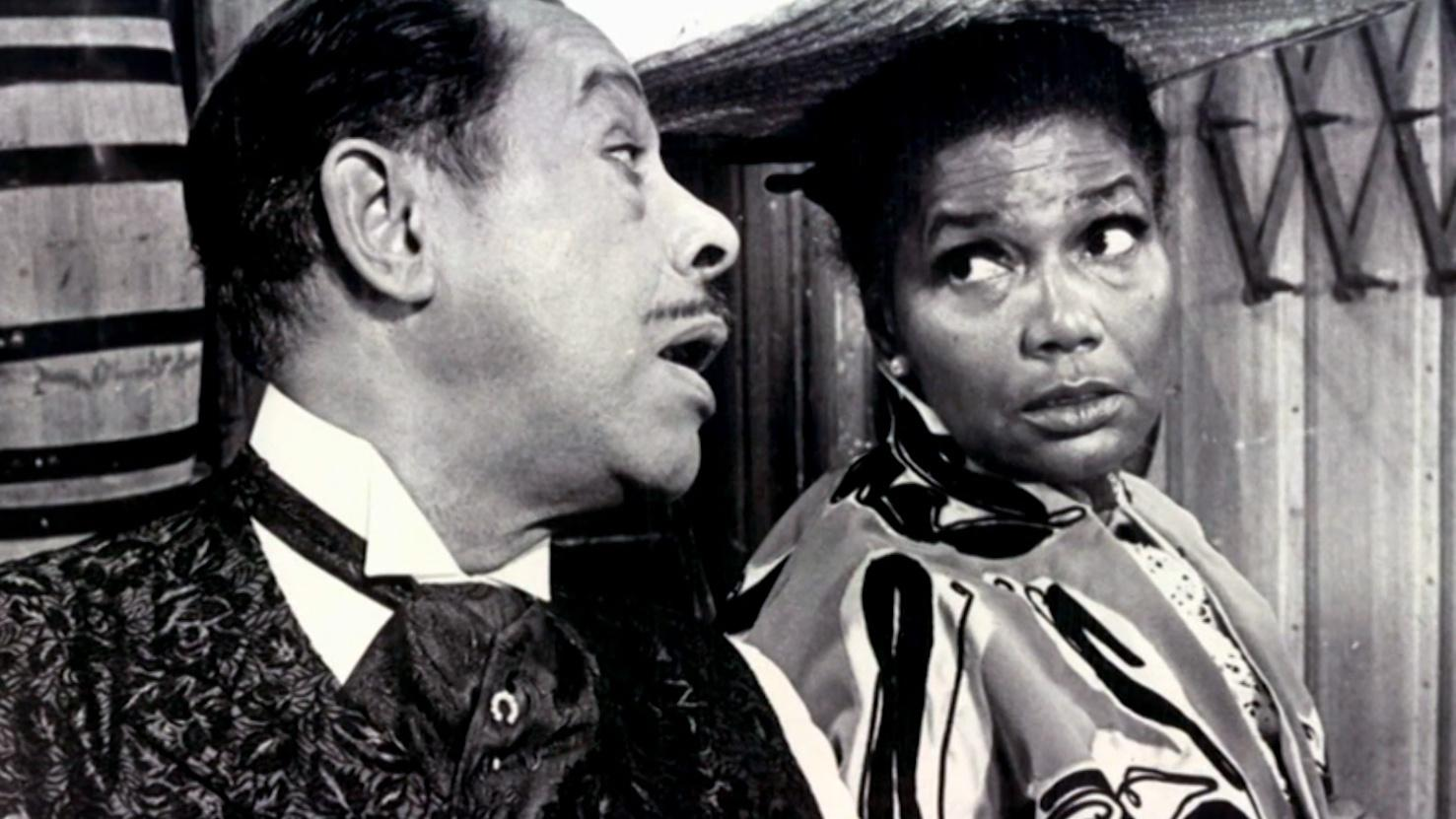 Maya Angelou's missed opportunity to work with Pearl Bailey