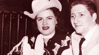 Hear how Patsy Cline met her husband, Charlie Dick.