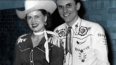 Hear How Patsy Cline Met Her Husband Charlie Dick American