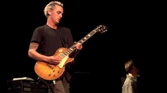Guitarist Mike McCready