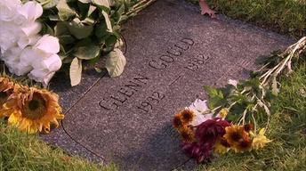 Ray Roberts & Mementos of Glenn Gould