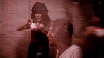 John and Yoko in The Village