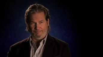 Jeff Bridges Answers a Question From Facebook