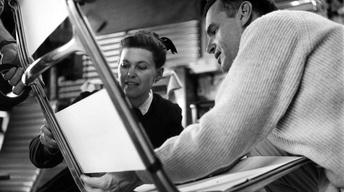 Charles & Ray Eames: The Architect and the Painter