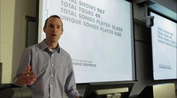 Pearl Jam Fandom: A Statistical Analysis
