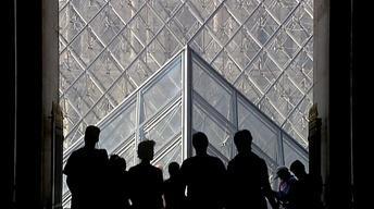 I.M. Pei Discusses The Louvre Pyramid