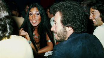 Inventing David Geffen: 'I'm in love with Cher!'