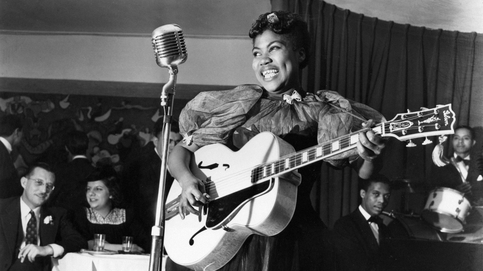 Sister Rosetta Tharpe: The Godmother of Rock & Roll image
