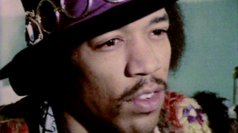 Teaser for Jimi Hendrix: Hear My Train A Comin'
