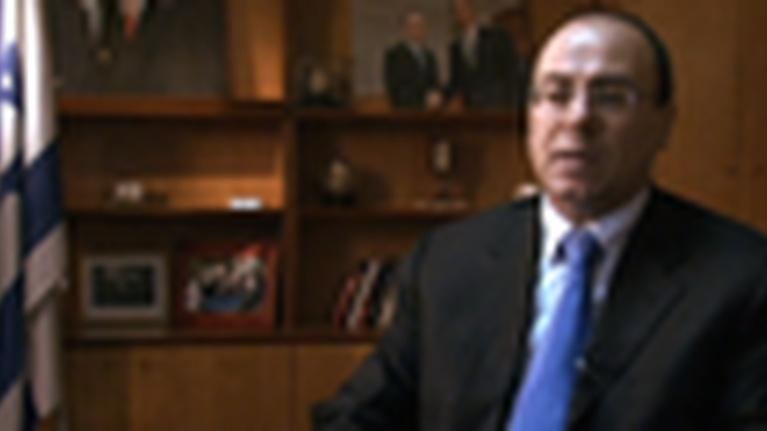 Among the Righteous: Interview: Silvan Shalom