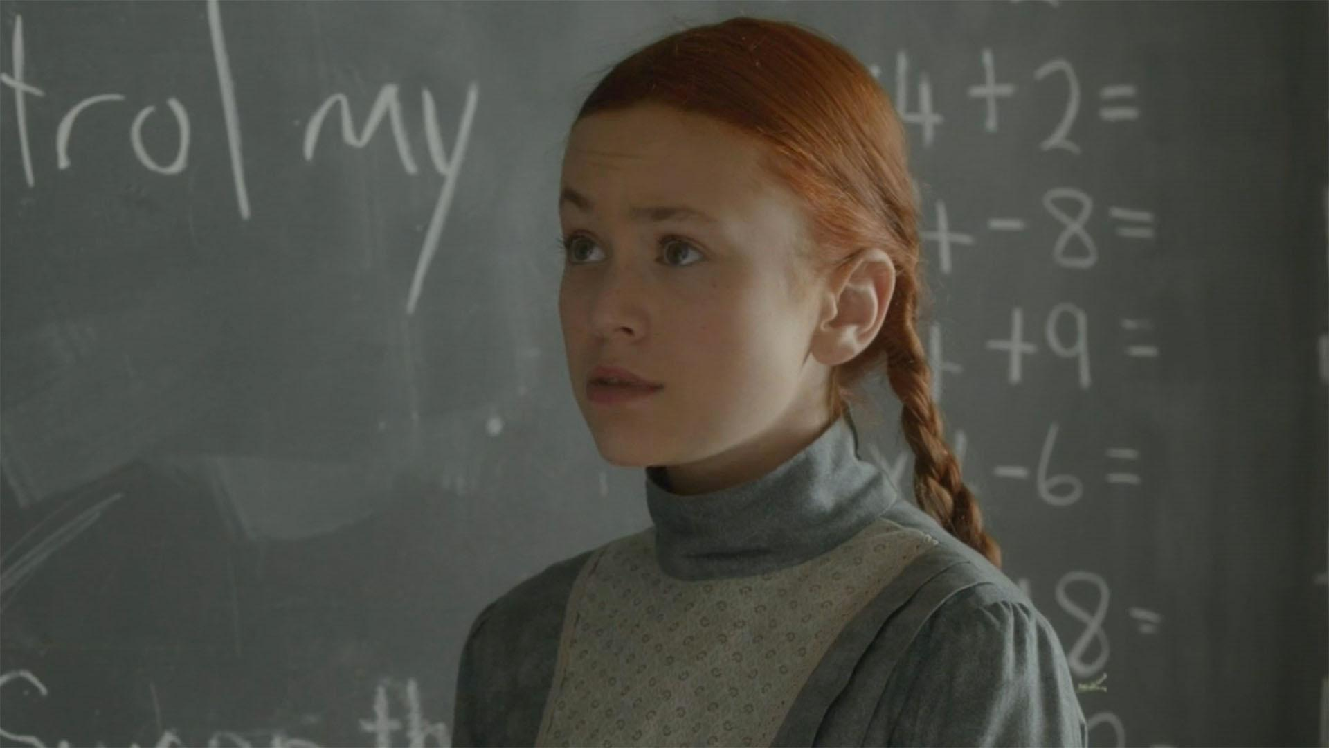 Video First Day Of School Watch Anne Of Green Gables