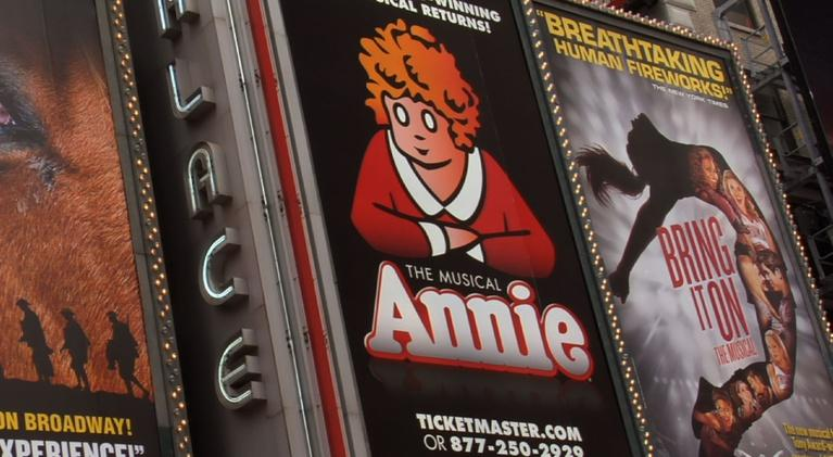 ANNIE: It's the Hard-Knock Life: ANNIE: It's the Hard-Knock Life Preview
