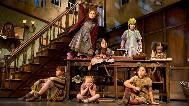 Annie: It's the Hard-Knock Life, From Script to Stage image