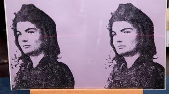 Appraisal: 1966 Andy Warhol