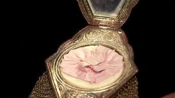 Appraisal: 14K Gold Mesh Purse, ca. 1905