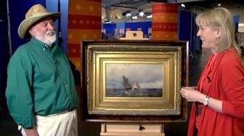 Web Appraisal: Mauritz de Haas Painting