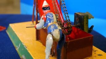 Web Appraisal: German Painted Tin Toys, ca. 1915