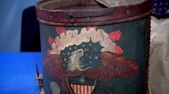 Appraisal: 1823 Pennsylvania Militia Drum