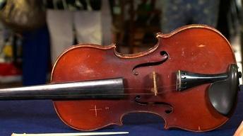 Web Appraisal: 1927 Eugen Meinel Markneukirchen Violin