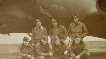 Appraisal: World War II B17 Nose Art