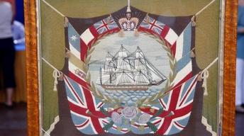 """S16 Ep11: Appraisal: """"Woolie"""" Ship Portrait, ca. 1860"""