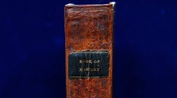 "S18 Ep1: Appraisal: 1830 First Edition ""Book of Mormon"""