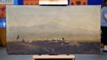 S18 Ep1: Appraisal: 1858 Sanford Robinson Gifford Oil