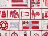 Antiques Roadshow | Appraisal: 1867 Nautical Quilt